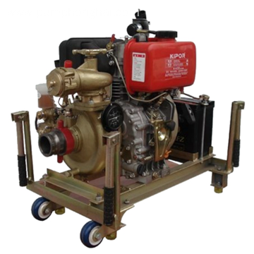 CWY series portable diesel emergency fire water pump